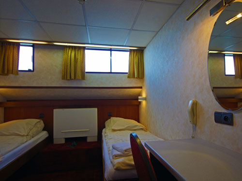 Andante Hotel Passagiersschip