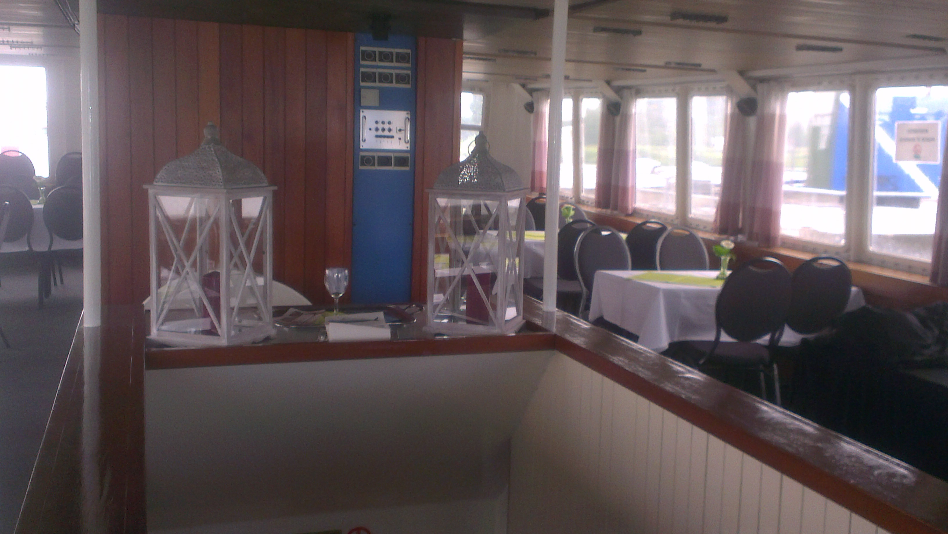 Antverpia Dag Passagiersschip